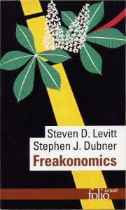 Couverture d'ouvrage: Freakonomics (version française)